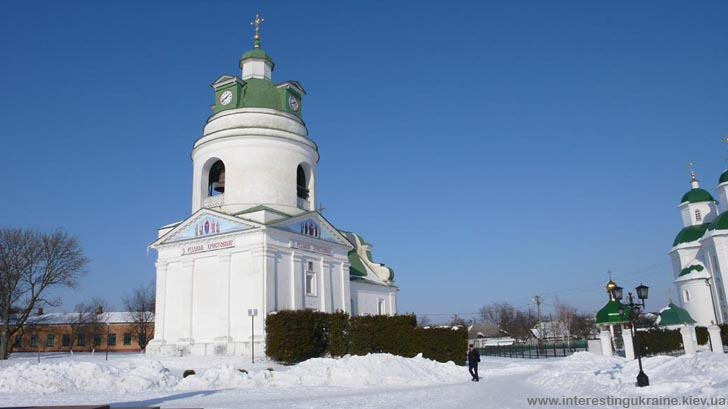 Николаевская церковь-колокольня