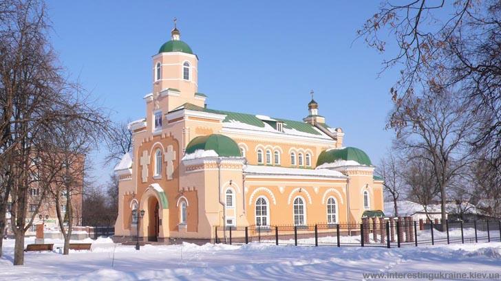 Стретенская церковь, Прилуки