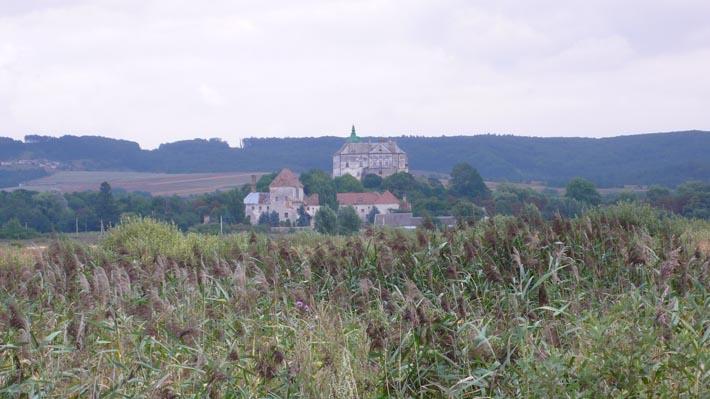 Олесский замок - замечательная достопримечательность Львовской области