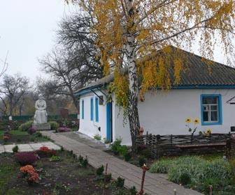 Музей-усадьба Екатерины Белокур