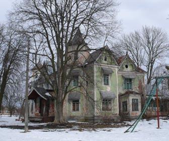 Копылов - достопримечательности Макаровского района Киевской области