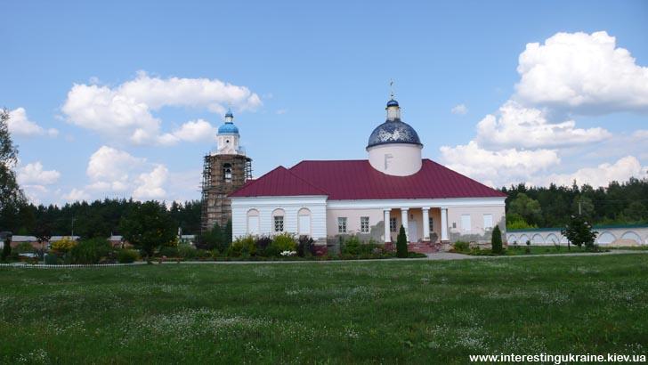 Трапезная церковь преображения Господнего
