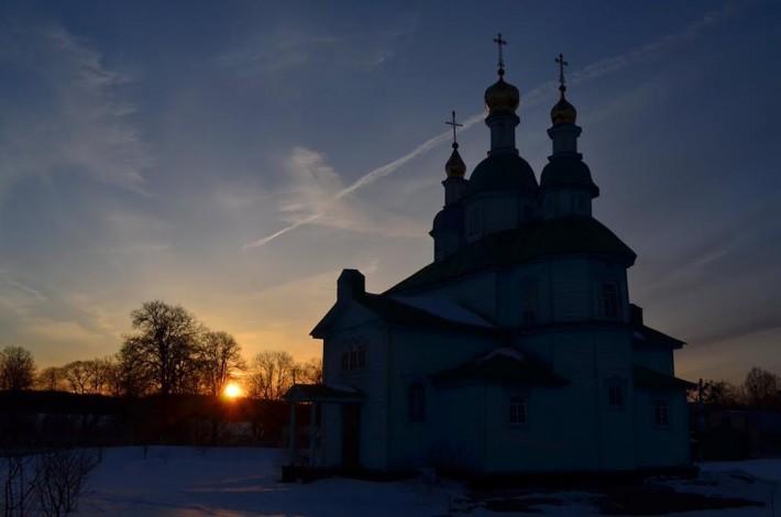 Достопримечательность с. Липовый Скток Киевской области