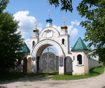 Свято-Николаевский Крупицкий монастырь