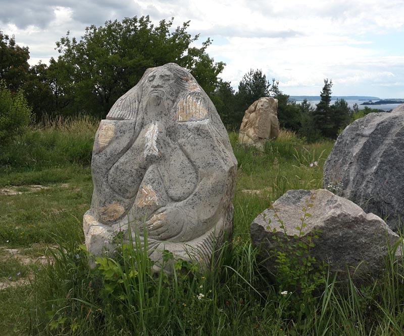 Достопримечательности Ржищева. Иван-гора