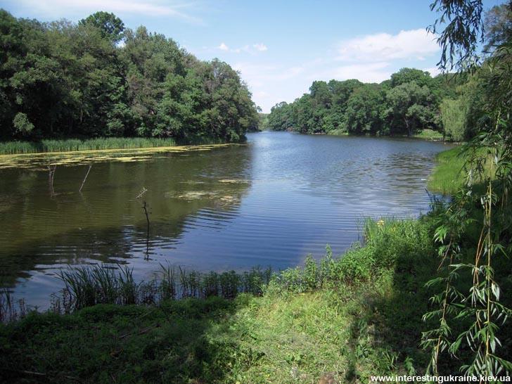 Згуровский дендропарк - памятник садово-парковой архитектуры XIX века