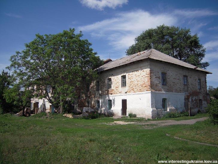 Кочубеевские дома в Згуровке