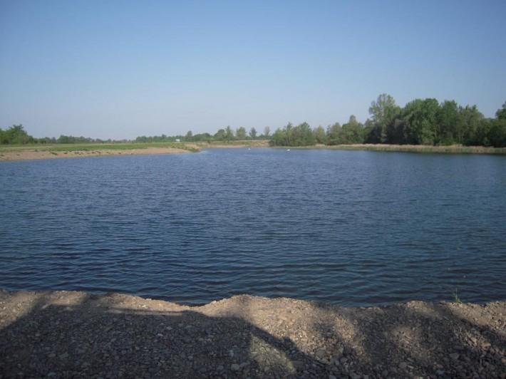 Незамерзающее озеро в с. Чорторыя