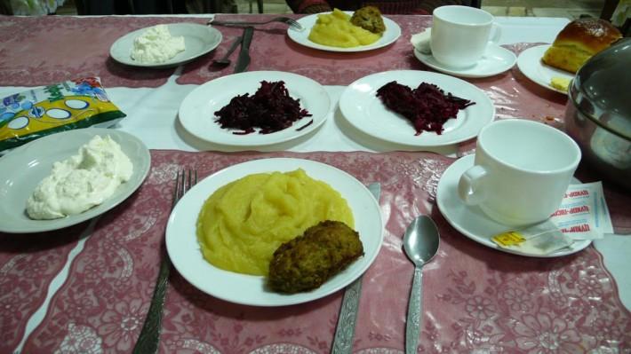 Питание в диетической столовке в Миргороде