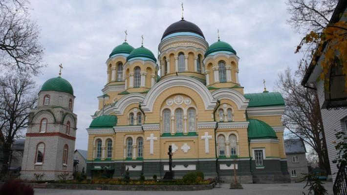 Свято-Георгиевский Городницкий ставропигиальный монастырь