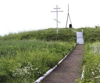 Пункт Дуги Струве в с. Гвардейское
