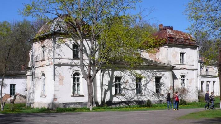 Усадьба Муравьёвых-Апостолов в Хомутце Полтавской области