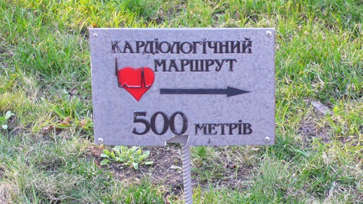 Кардіологічний маршрут в Миргороде