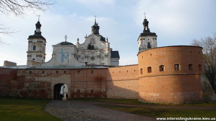 Монастырь кармелитов в Бердичеве