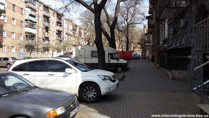 Автодом в Одессе