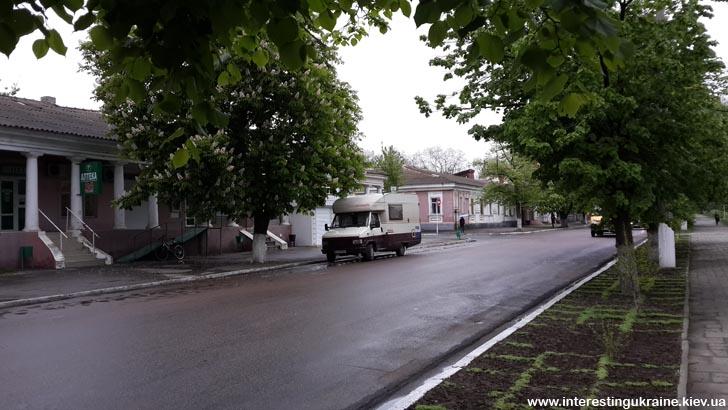 Кемпер в Измаиле