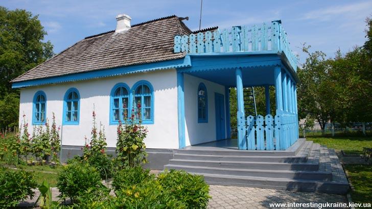 Дом Леси Украинки в с. Колодяжное