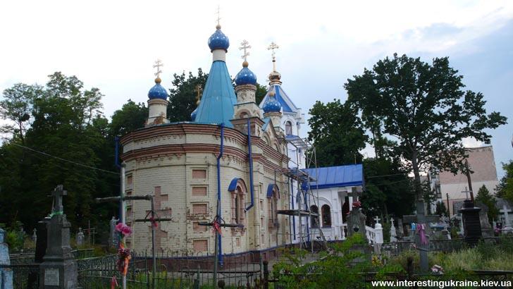 Церковь в Ковеле