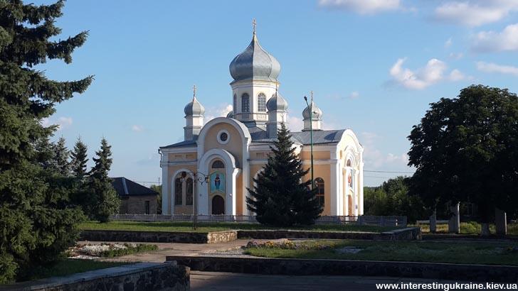 Православный храм в г. Малин