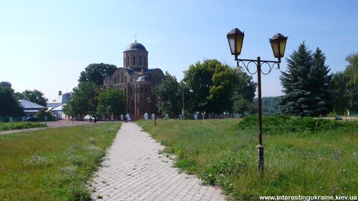 Овруч, храм Святого Василия