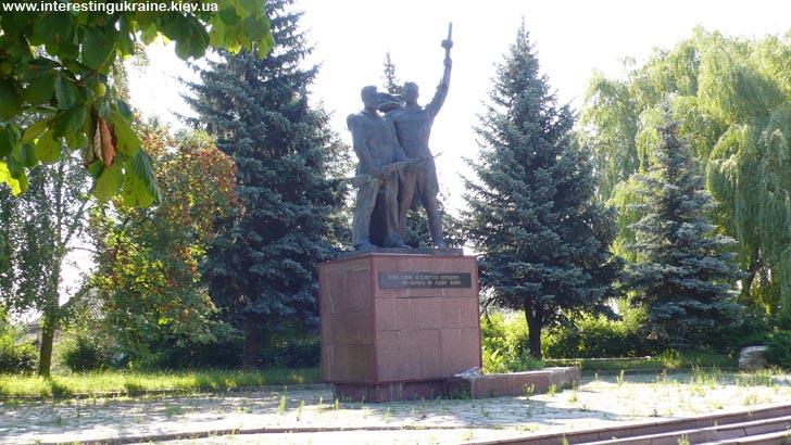 Овруч, военный памятник