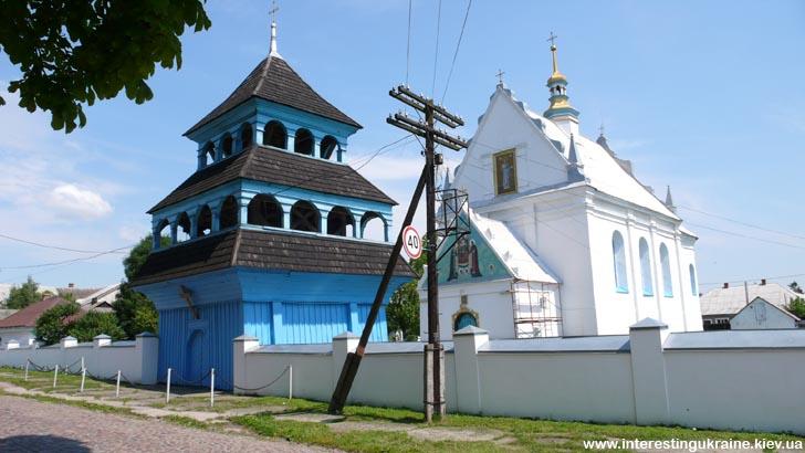 Отчёт о поездке в с. Луков на Волыни