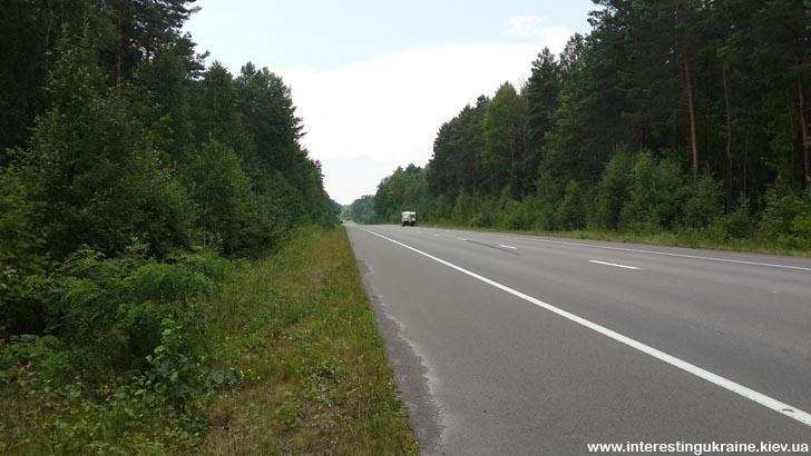 Трасса Киев-Ковель - безупречна