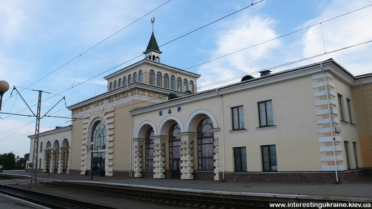 Железнодорожный вокзал в Ковеле