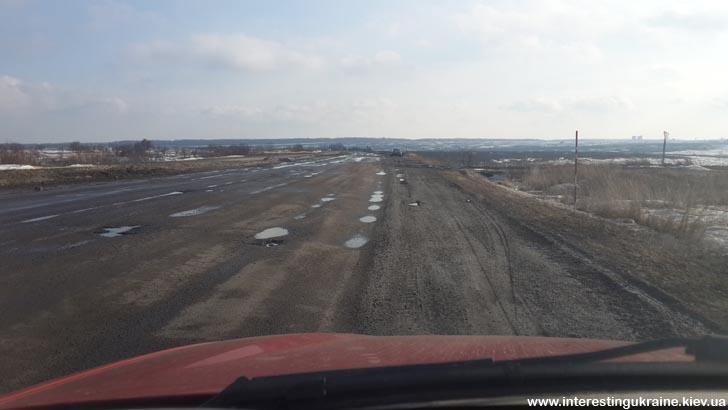 Дороги Ивано-Франковской области