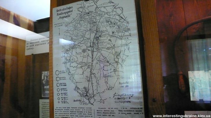 Немецкий план колонизации Житомирщины
