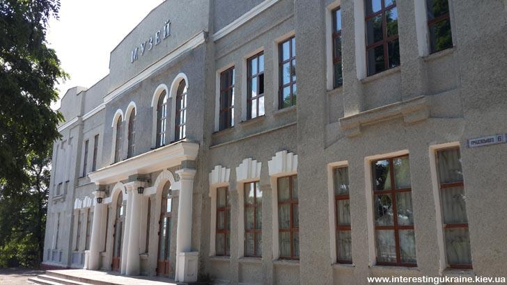 Краеведческий музей в Коростене