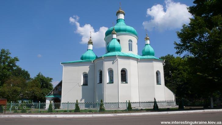 Храм Святого Николая в Олевске