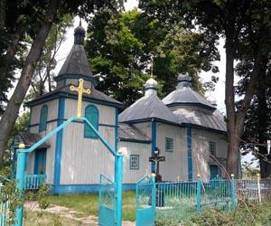Каменный Брод - достопримечательность Володарск-Волынского района