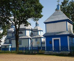 Краевщина - достопримечательность Володарск-Волынского района