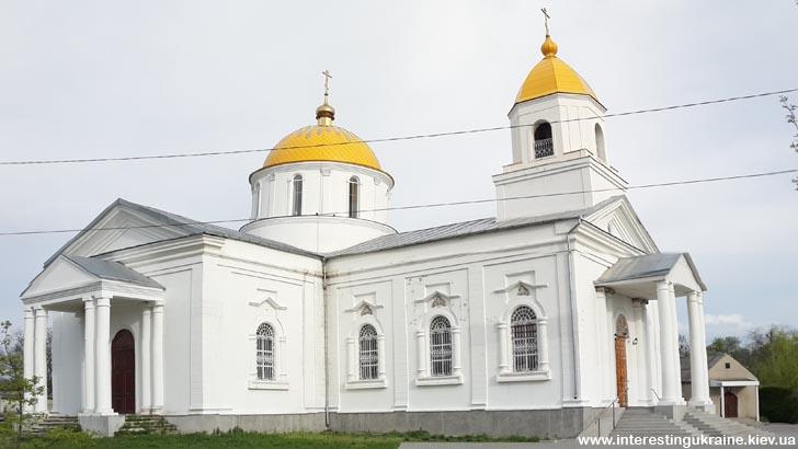 Николаевская церковь - достопримечательность Болграда