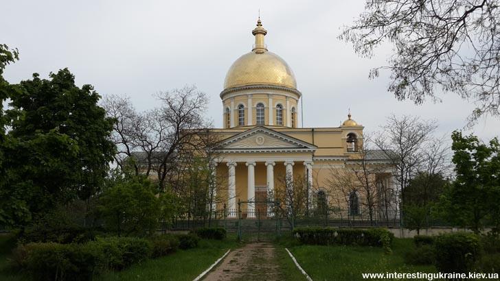 Преображенский собор - достопримечательность Болграда