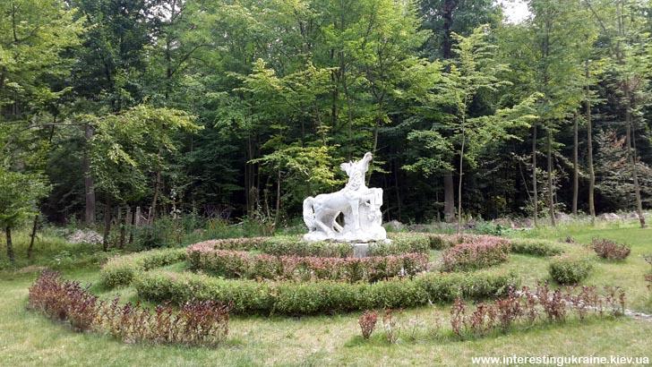 Бучанский городской парк