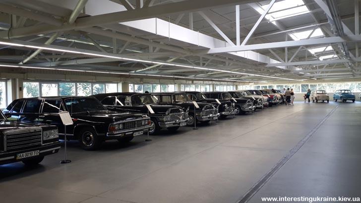 Раритетные советские автомобили