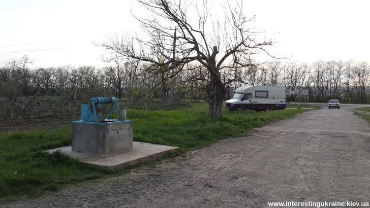 В Болграде на машине
