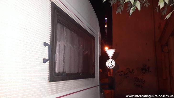 Ночёвка во Львове