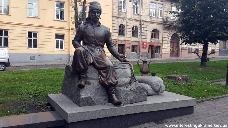 "Первый ""бариста""  Львова - Ю. Кульчицкий"