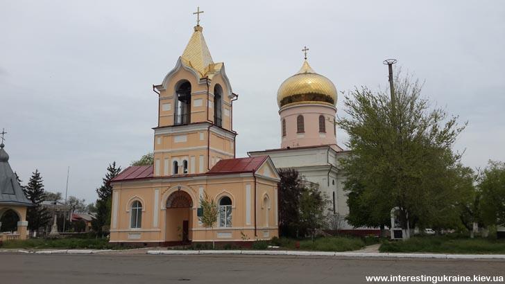 Свято-Вознесенский собор, г. Рени