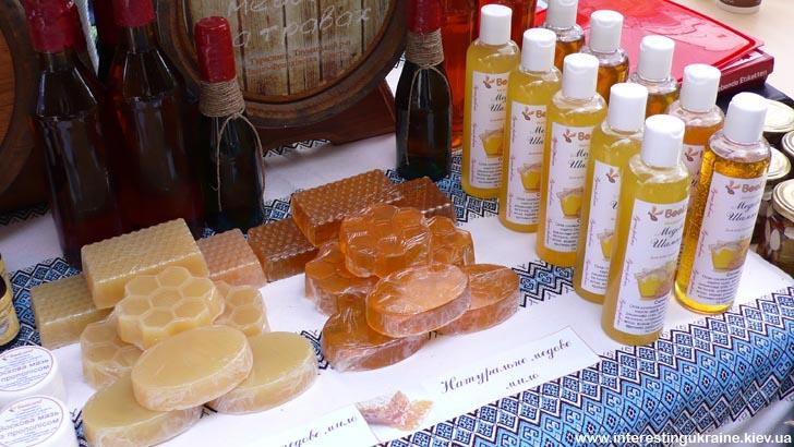 Продукция из мёда