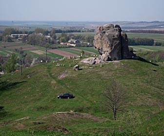 Подкамень - достопримечательности Бродовского района Львовской области