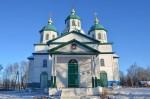 Церковь 1902-1906 гг - достопримечательность с. Дептовка Сумской области