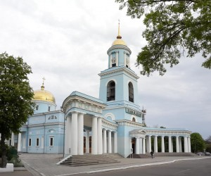 Достопримечательности Измаила. Покровский собор
