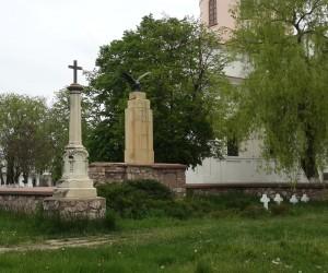 Достопримечательности г. Рени. Памятник российским солдатам