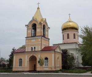 Свято-Вознесенский собор - достопримечательность г. Рени