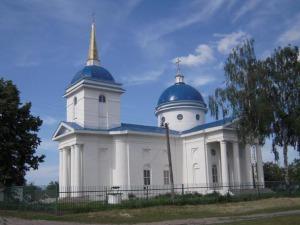 Новый Быков - достопримечательность Бобровицкого района