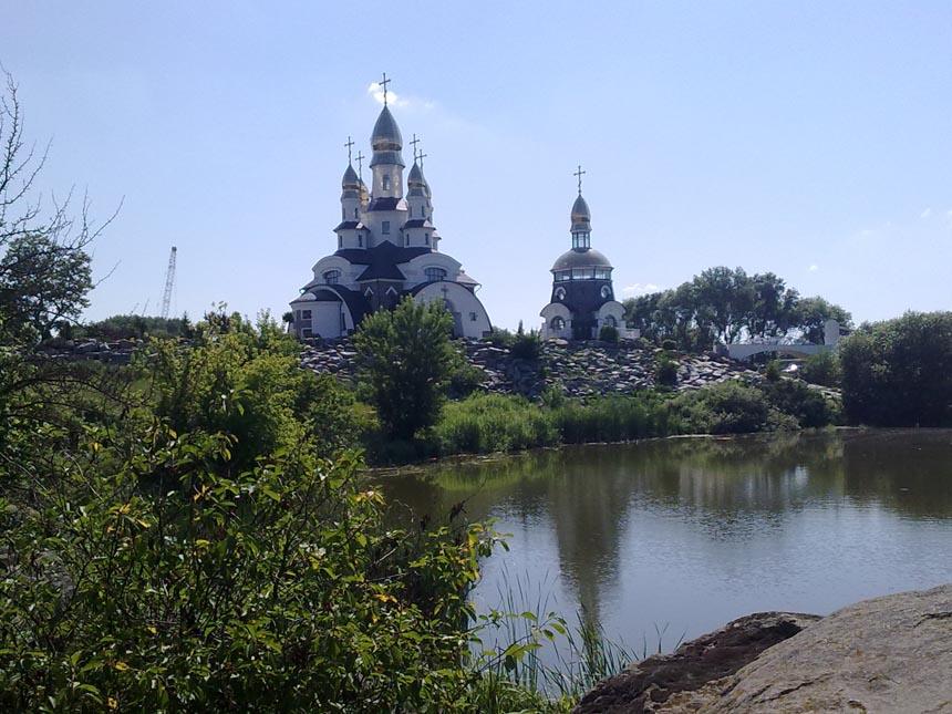 Православная церковь - достопримечательность с. Буки